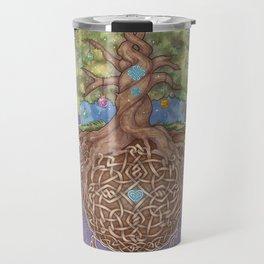 Gaia Life Tree Yggdrasil Travel Mug