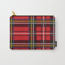 red kilt Carry-All Pouch