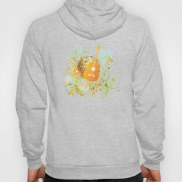 Tropical disco Hoody