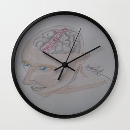 Malfunction. Wall Clock