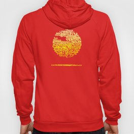 Sun in Different Languages Hoody