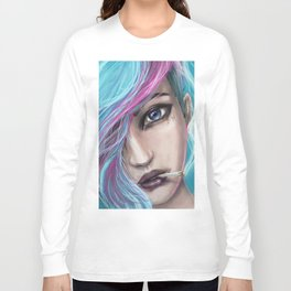 Fantasy Trance Long Sleeve T-shirt