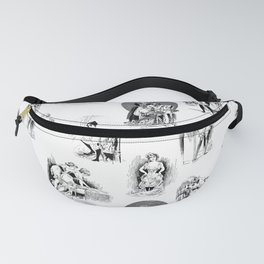 sexy vintage Fanny Pack