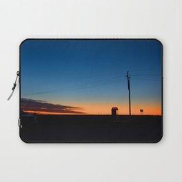 Outback sunset Laptop Sleeve