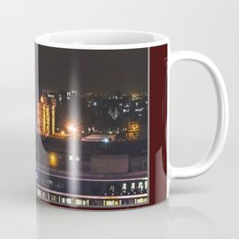Napier College, Edinburgh. Coffee Mug