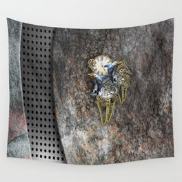 Time Flies Wall Tapestry