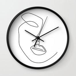 Carnival Beauty Wall Clock