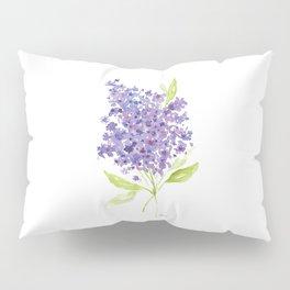 Lilac bouquet  Pillow Sham