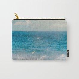 Beach02 Carry-All Pouch