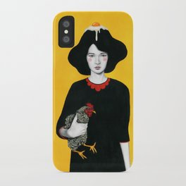 Maya iPhone Case