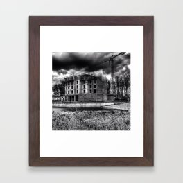 Toulouse, France Framed Art Print