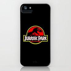 JurassicPark Slim Case iPhone (5, 5s)