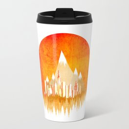 Sunny Nature Travel Mug