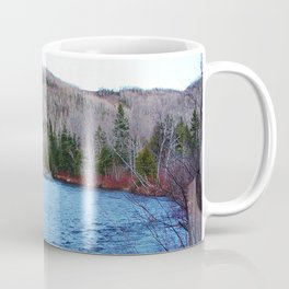 River in Nature Coffee Mug