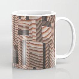 Block Head Coffee Mug