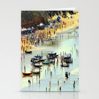 rowing Stationery Cards featuring Rowing Regatta by Chris' Landscape Images & Designs
