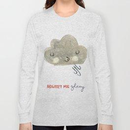Moghrey Mie Gheay Long Sleeve T-shirt