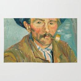 Van Gogh - The Smoker Rug
