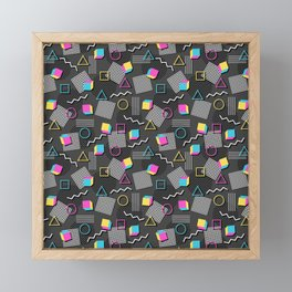 Welcome to the 90s Framed Mini Art Print