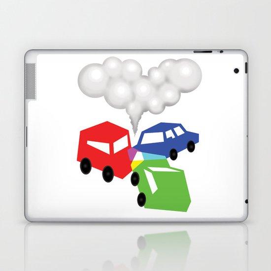 RGBed Laptop & iPad Skin