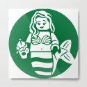 Minifigure Mermaid by raddingtonfalls