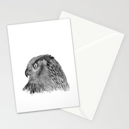 Owl Nr.2 Stationery Cards