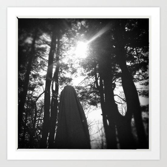 dormant. Art Print