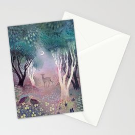 Midsummer Night Stationery Cards
