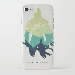 Skyhold iPhone Case