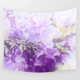 Fading Trumpets Wall Tapestry
