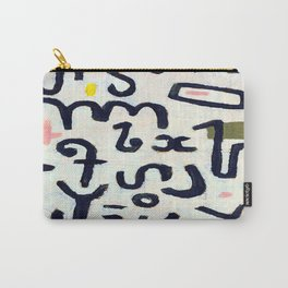 Paul Klee Law Carry-All Pouch