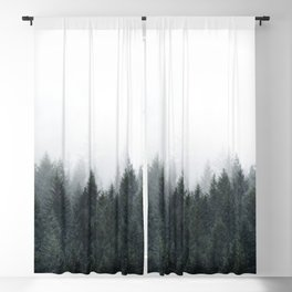 PNW Forest Mountain Adventure II - 111/365 Blackout Curtain