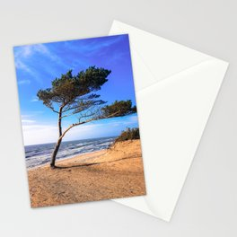 Wind force Stationery Cards