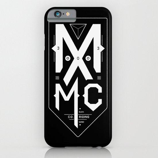 MXMC iPhone & iPod Case