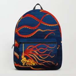 Pole Creatures - Mermaid Backpack