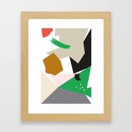 Bright Spark Framed Art Print