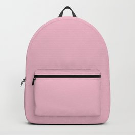 Orchid Pink - solid color Backpack