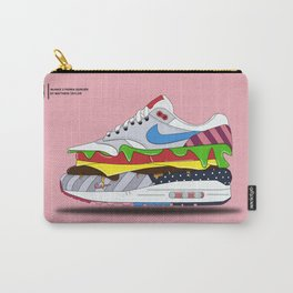 McNike X Parra Burger. Carry-All Pouch