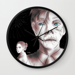 Hannibal - Dear Margot Wall Clock