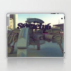 Society6 SAFE TRANSPORT Laptop & iPad Skin