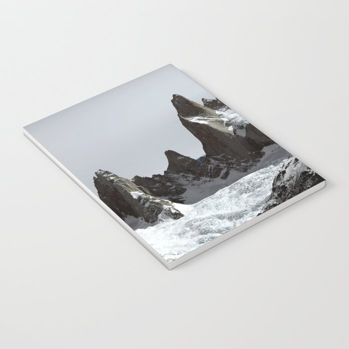 mountains of Patagonia Notebook