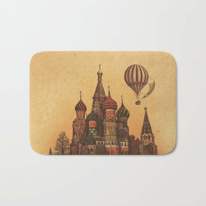 Moving to Moscow Bath Mat