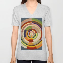 Colour Revolution FIVE Unisex V-Neck