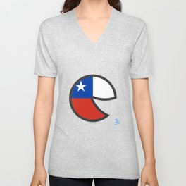 Chile Smile Unisex V-Neck