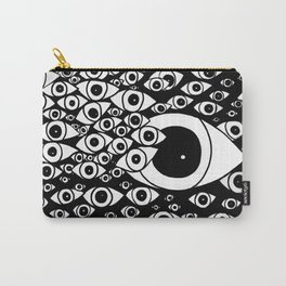 Dead Eyes Carry-All Pouch