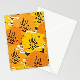 Barbas Otoño Stationery Cards