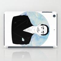 dali iPad Cases featuring DALI by Adam Churcher