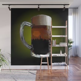 Big Beer Wall Mural