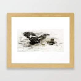 abstract45 Framed Art Print