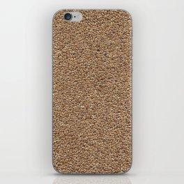 Wheat. Background. iPhone Skin
